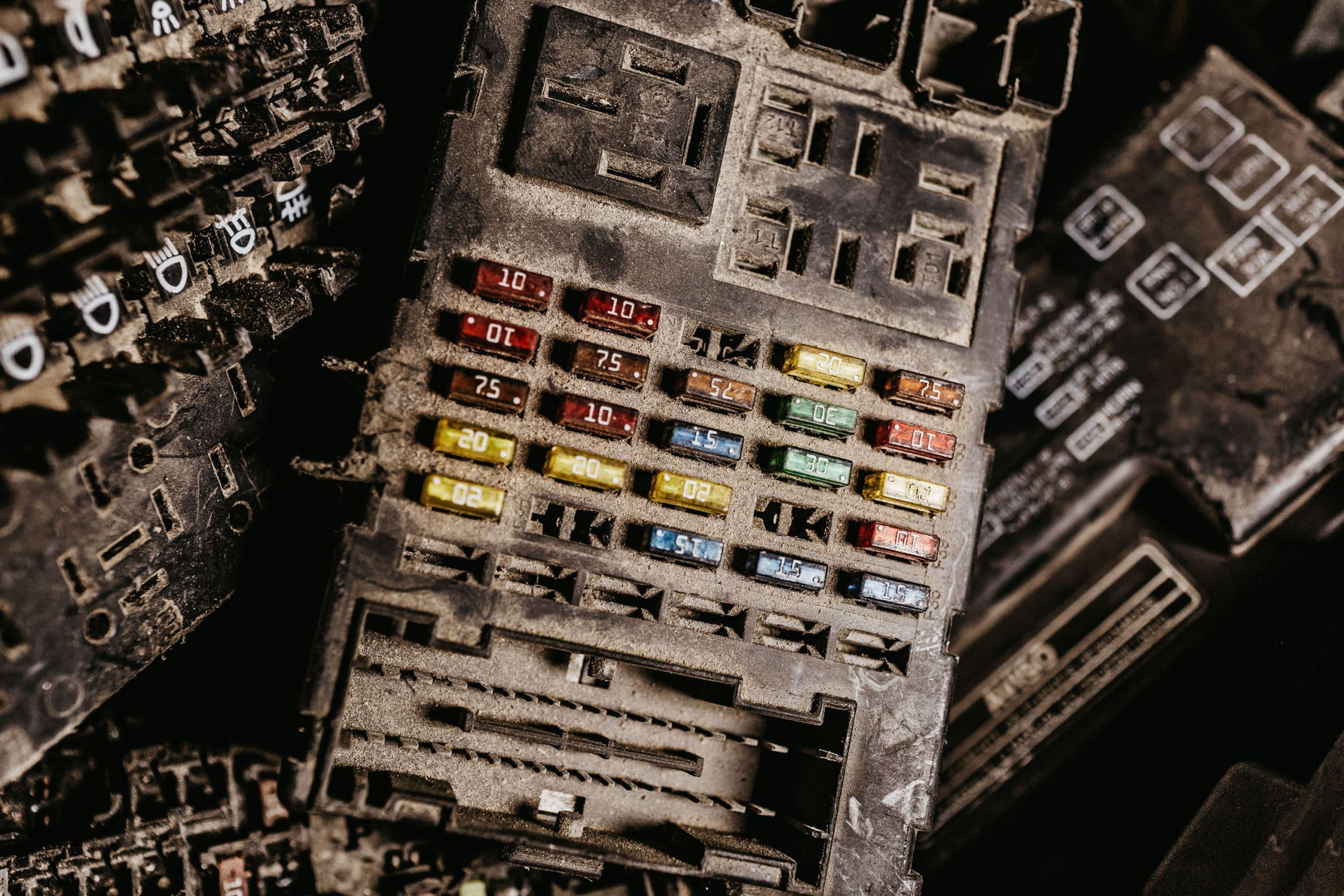 Het verbod op dumping van elektronisch afval